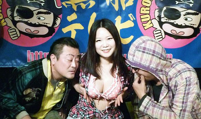 『ようこそ富士見銀座商工会へ』